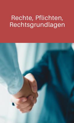 Gremienarbeit, Schwerbehindertenvertretung, Rechte, Pflichten, Rechtsgrundlagen